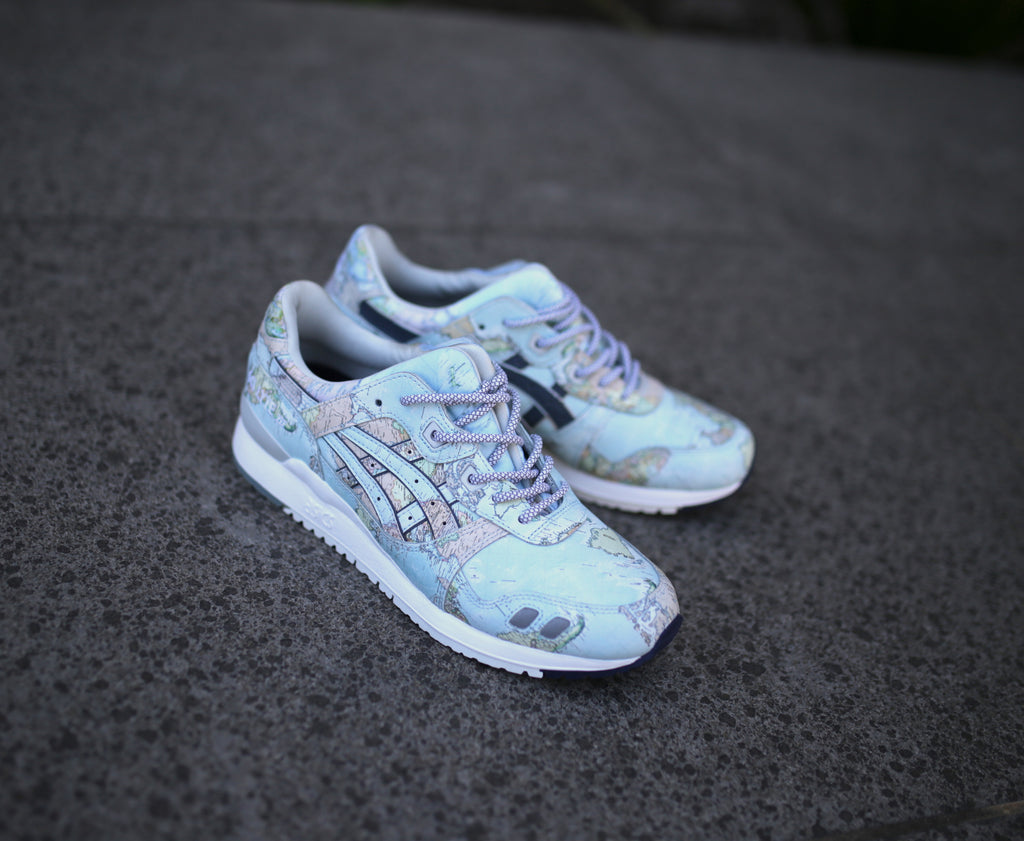 0e872a1de29e21 ... with another banger Asics Gel Lyte III. The