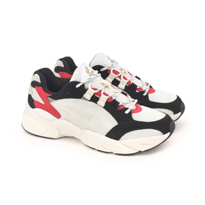Asics GEL BND Off White/Red/Black