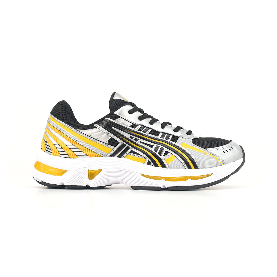 Asics Gel-Kyrios Black/Silver/Yellow 1021A335-001