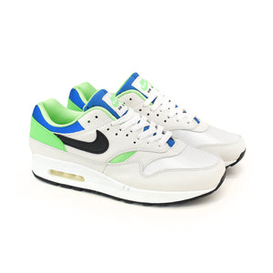 Nike Air Max 1 DNA CH.1 White/Black/Royal Blue/Green AR3863-100