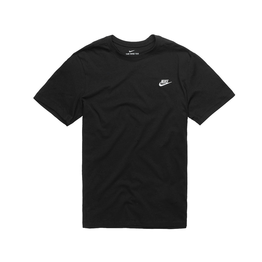 Nike Sportswear Club Tee Black