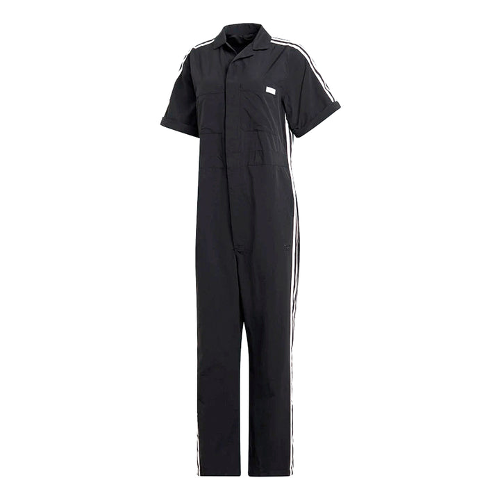 adidas x Fiorucci Womens Jumpsuit Black/White