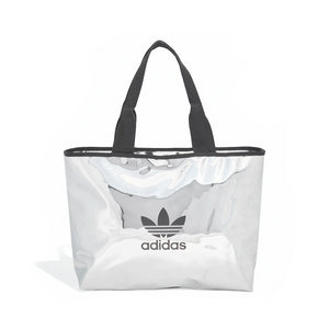 adidas Shopper Bag Metallic Silver