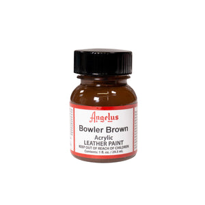 Angelus Paint 1 Ounce Bowler Brown
