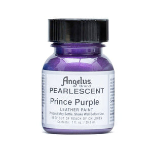 Angelus Paint 1 Ounce Pearlescent Prince Purple