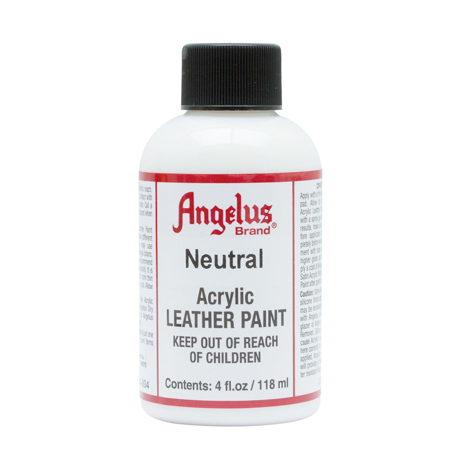 Angelus Paint 4 Ounce Neutral
