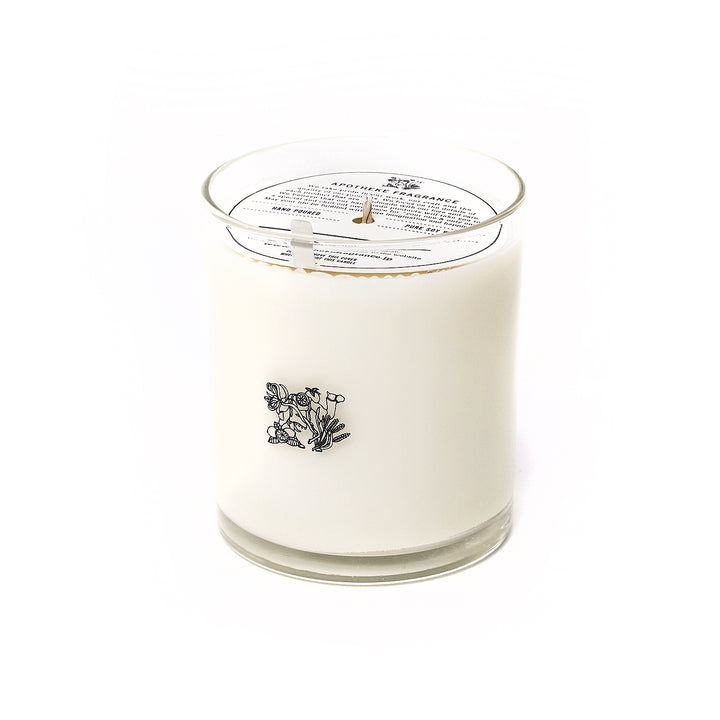 "Apotheke Fragrance Regular Candle ""Oakmoss And Amber"""
