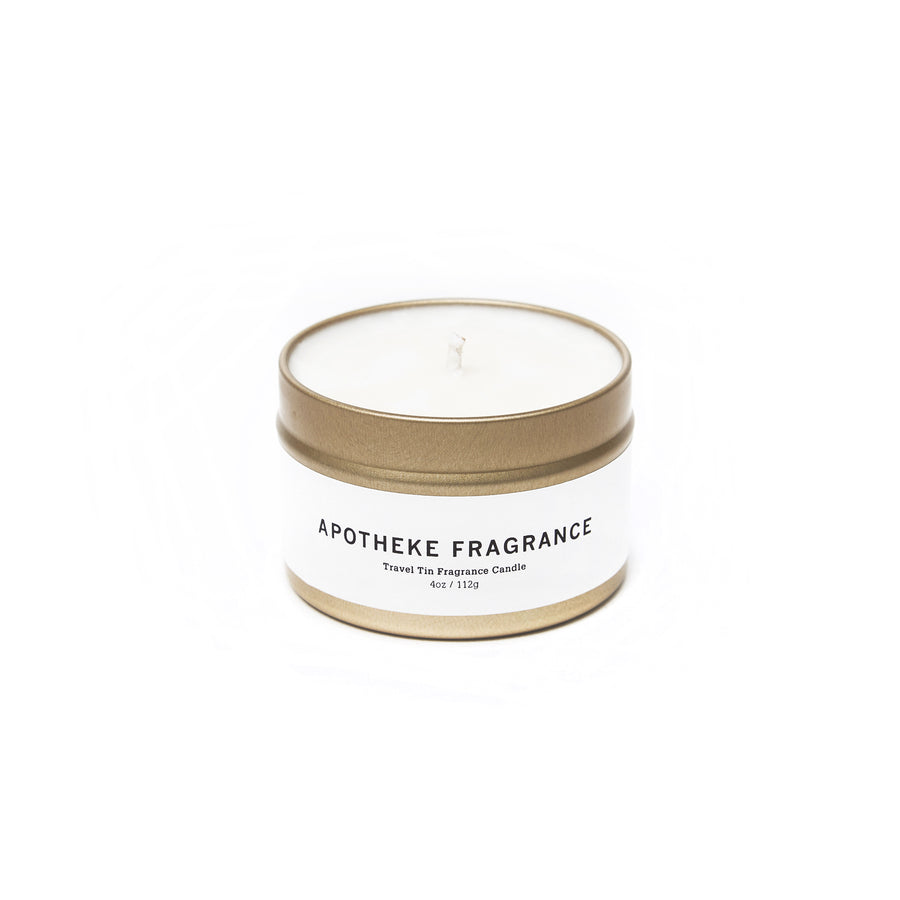 "Apotheke Fragrance Tin Candle ""Timeless"""