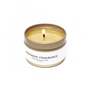 "Apotheke Fragrance Tin Candle ""Lick Me All Over"""