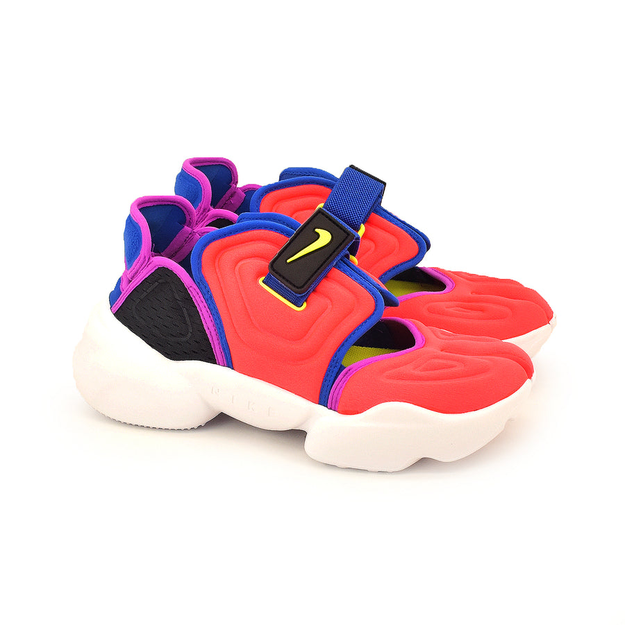 Nike Womens Aqua Rift Bright Crimson/Hyper Blue BQ4797-600
