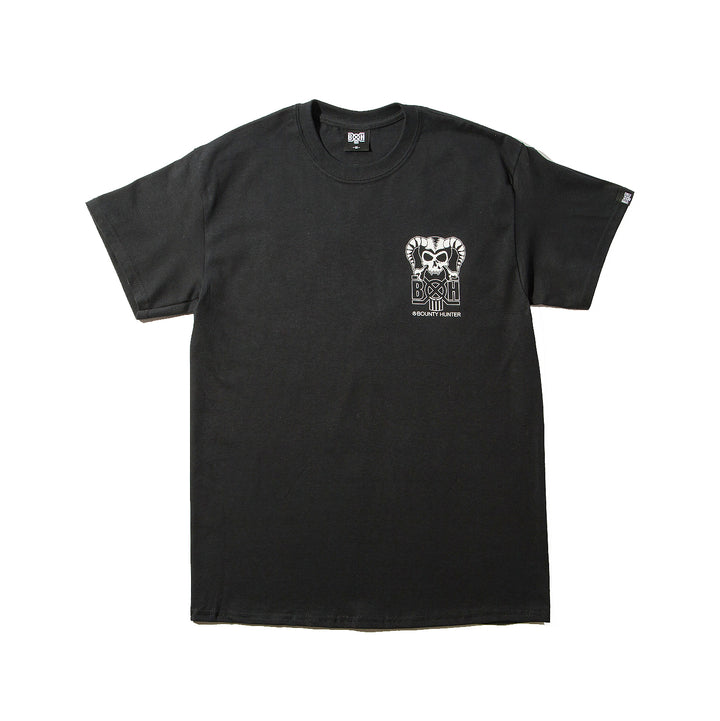 Bounty Hunter Horns Tee Black