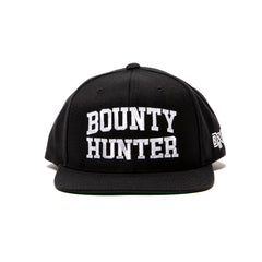 Bounty Hunter College Snapback Cap