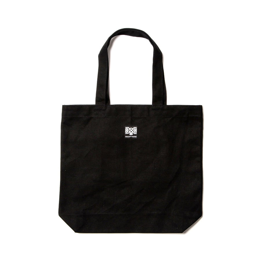 Bounty Hunter Logo Tote Bag Black