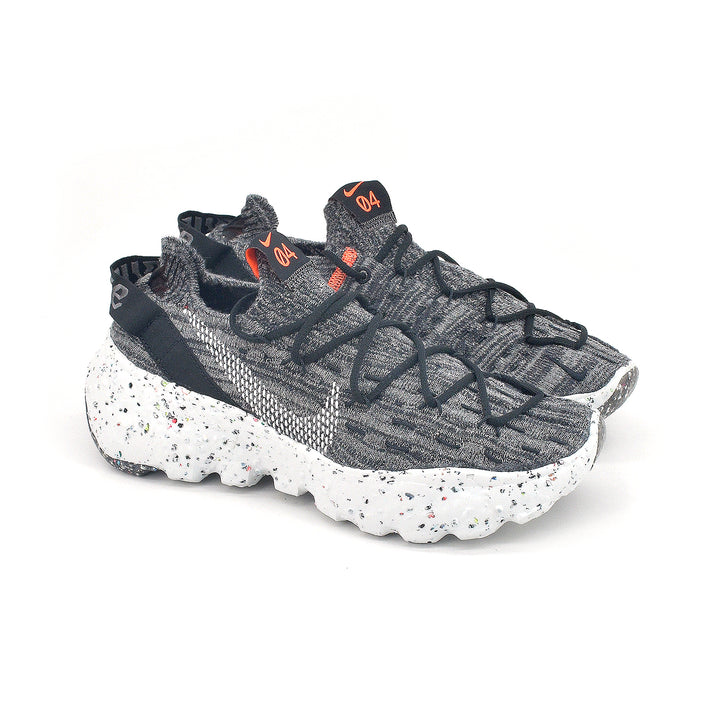 Nike Women's Space Hippie 04 Iron Grey/Black/Photon Dust CD3476-002