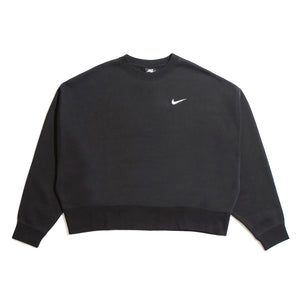 Nike Women's NSW Essential Fleece Crewneck Black CK0168-010