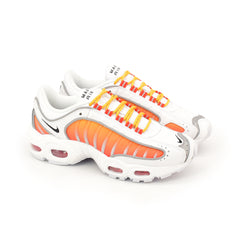 Nike Womens Air Max Tailwind IV NRG White/University Gold/Habenero Red CK4122-100
