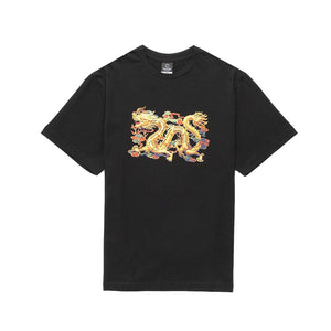 Clottee Dragon Tee Black