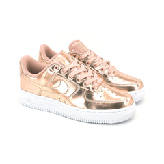 Nike Womens Air Force 1 SP Metallic Bronze CQ6566-900