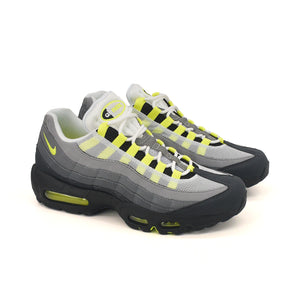 "Nike Air Max 95 OG ""Neon Yellow"" CT1689-001"