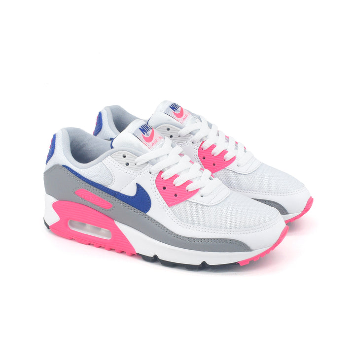 Nike Womens Air Max III White/Pink/Vast Grey/Concord CT1887-100
