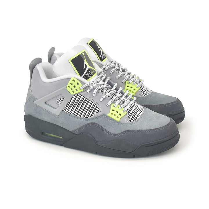 Nike Air Jordan Retro 4 LE '95 Neon CT5342-007