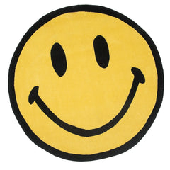 Chinatown Market Smiley Rug Yellow