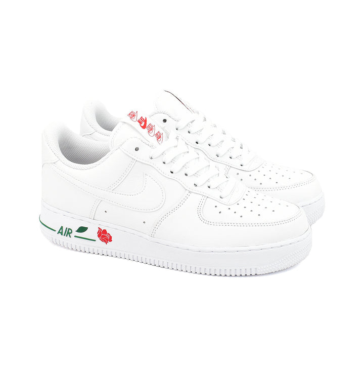 "Nike Air Force 1 '07 LX ""White Rose"" White CU6312-100"
