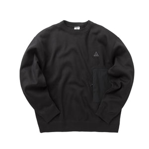 Nike ACG NRG Fleece Crewneck Black/Anthracite CV0681-010