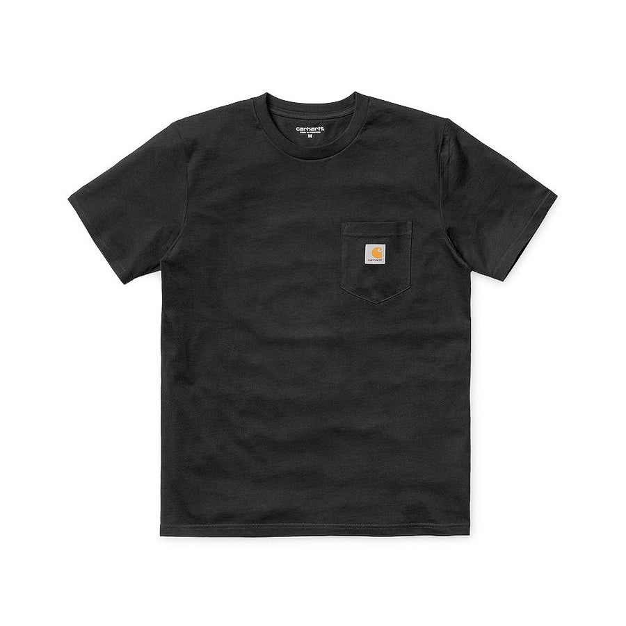 Carhartt Pocket Tee Black