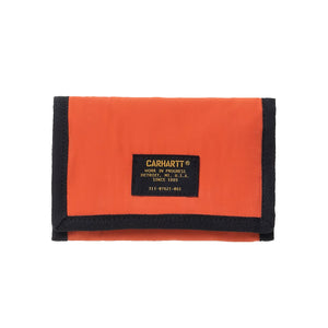 Carhartt Ashton Wallet Pepper Orange