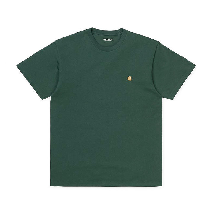 Carhartt Chase Tee Treehouse/Gold