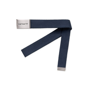 Carhartt Chrome Clip Belt Blue