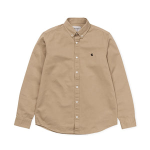 Carhartt Madison L/S Shirt Leather