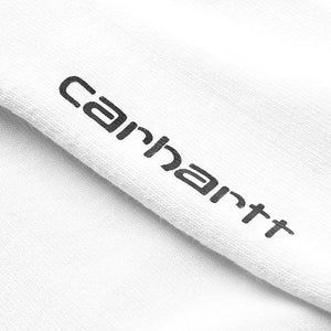 Carhartt Norwood Socks White/Black/Pop Orange