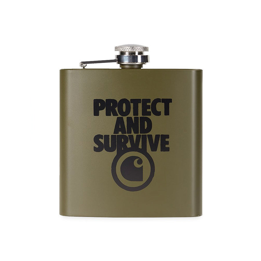 Carhartt Protect Survive Hip Flask