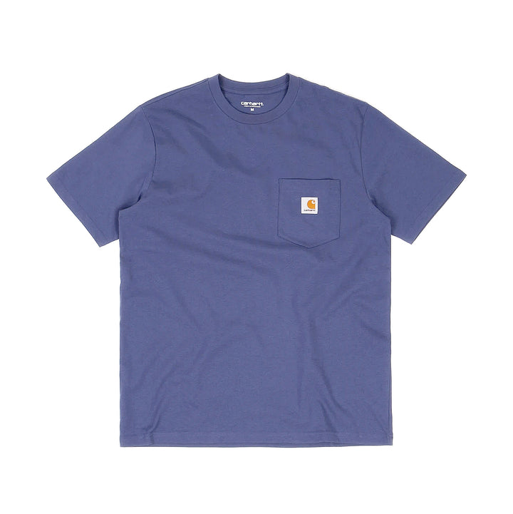 Carhartt Pocket Tee Cold Viola