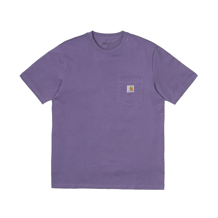 Carhartt Pocket Tee Dusty Mauve