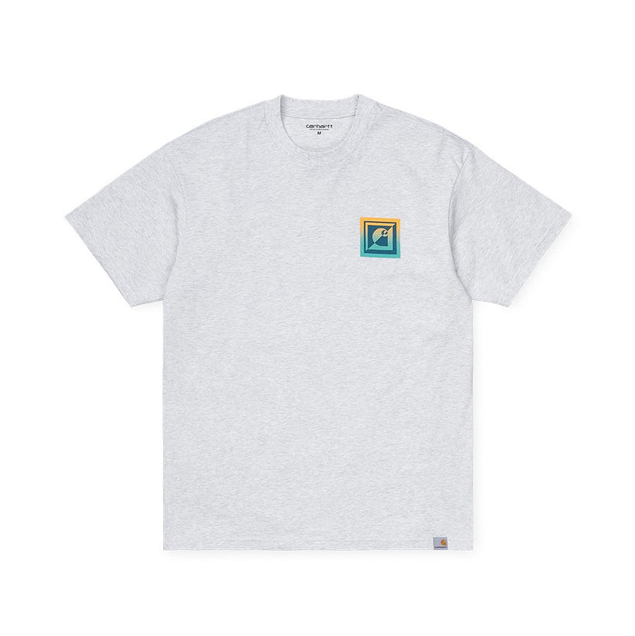 Carhartt Record Club Tee Ash Heather