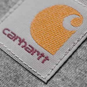 Carhartt S/S Pocket Tee Dark Grey Heather