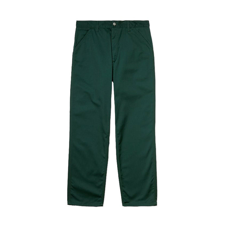 Carhartt Simple Pant Dark Teal Rinsed