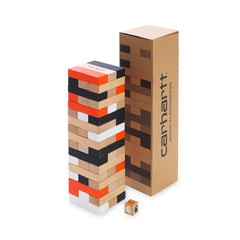Carhartt Stacking Blocks Game
