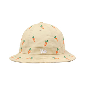 Carrots All Over Carrot Bucket Hat Khaki