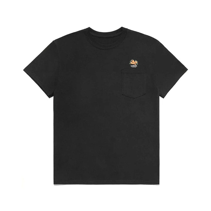 Carrots Loom Tee Black