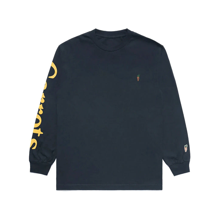 Carrots Signature L/S Tee Navy