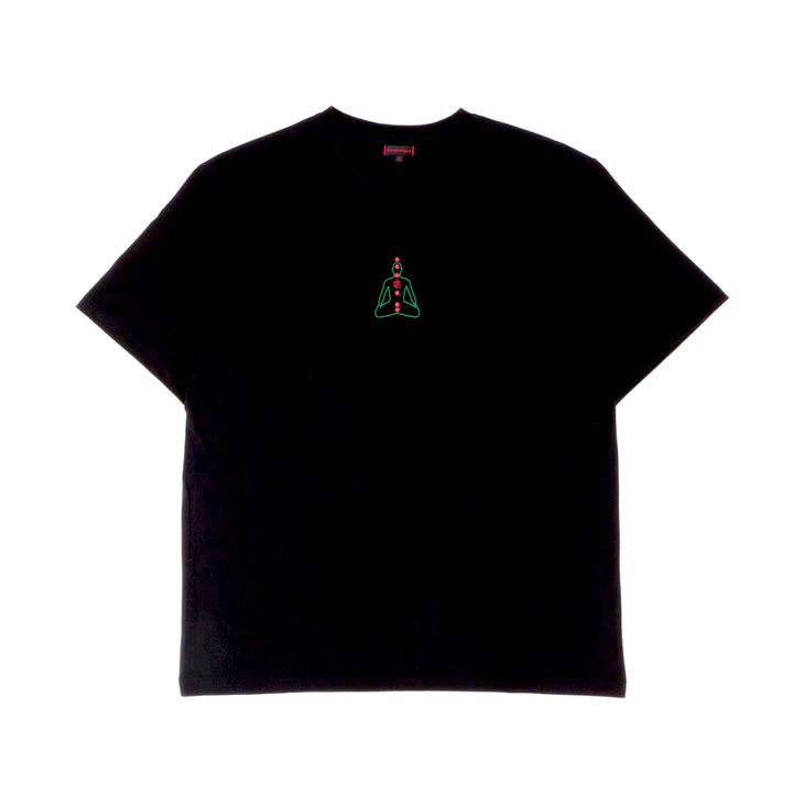 Clot Radiate Tee Black
