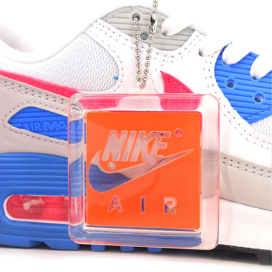 Nike Womens Air Max III White/Coral/Blue/Grey DA8856-100
