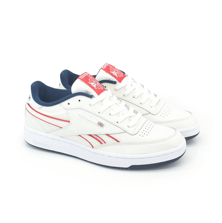 Reebok Club C Revenge MU Chalk/Navy/Red DV8634
