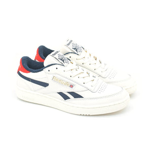 Reebok Club C Revenge MU Chalk/Navy/Red EF3084