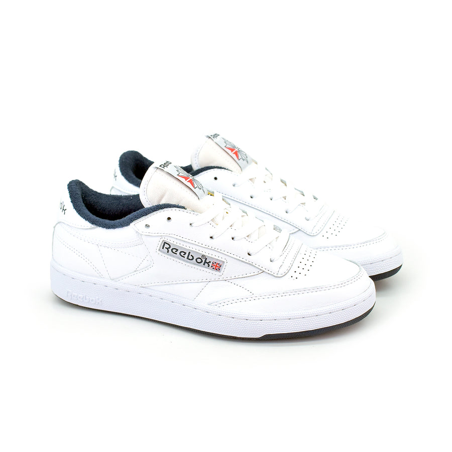 Reebok Club C 85 White/Collegiate Navy FX3433