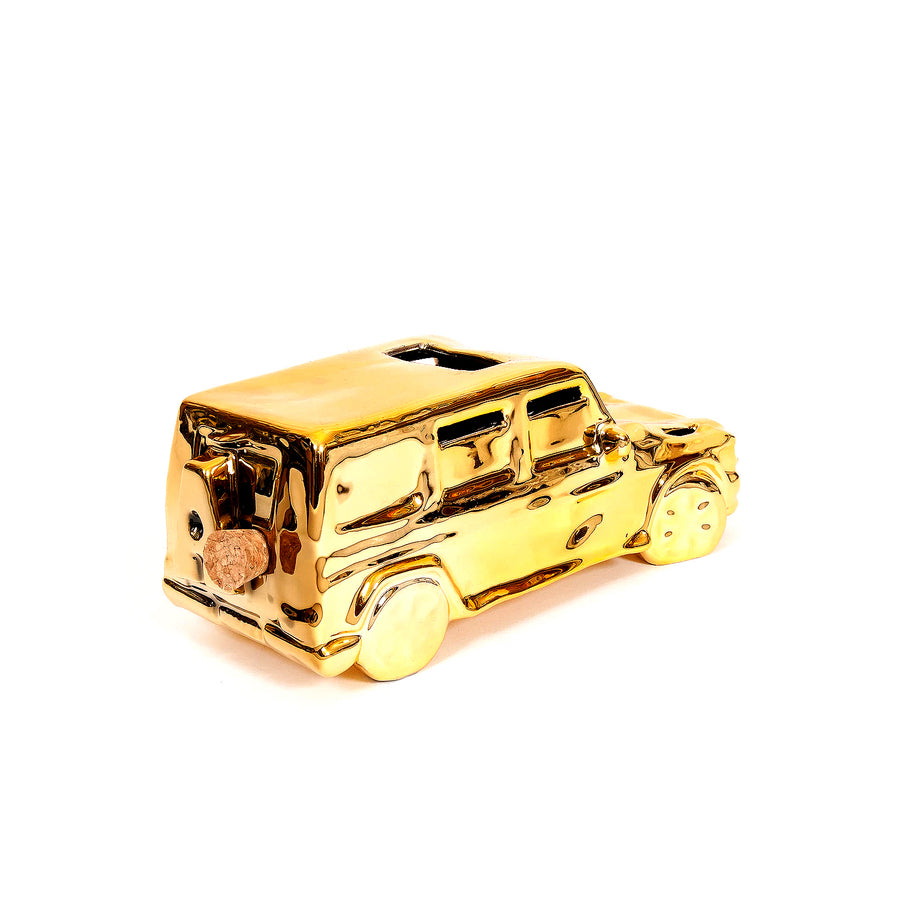 For The Homies G-Wagon Incense Chamber Gold